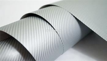 4D карбон серебро